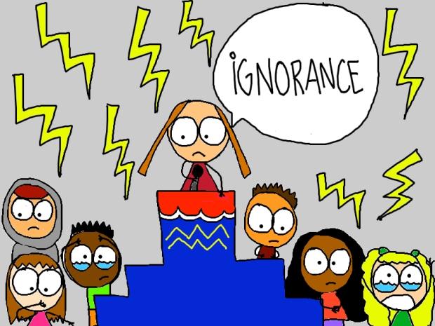 ignorane